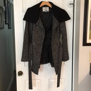 Guess Alaina double breasted coat (Size M)